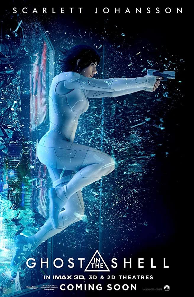 NEW MOVIE: Ghost in the Shell [Hollywood | 2020]