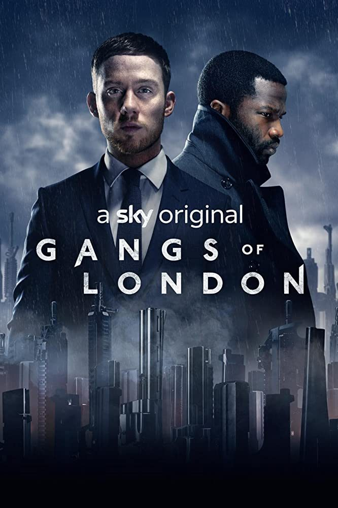 Complete Season 1: Gangs of London ( Episode 1-6 )