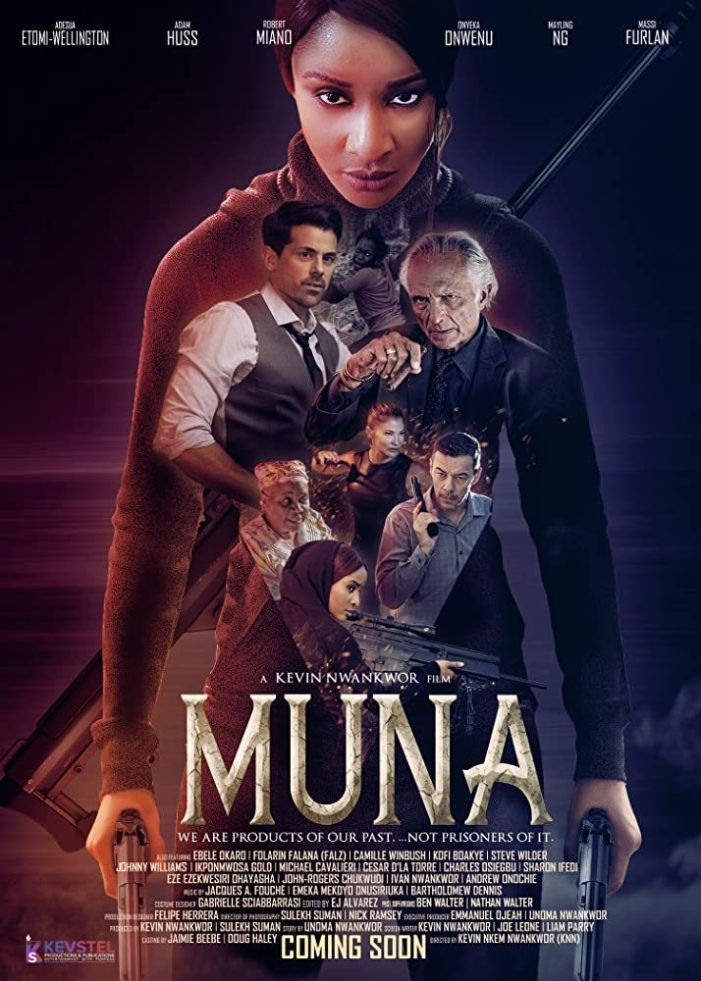 NEW MOVIE: Muna ( Nollywood/Hollywood | 2020 )