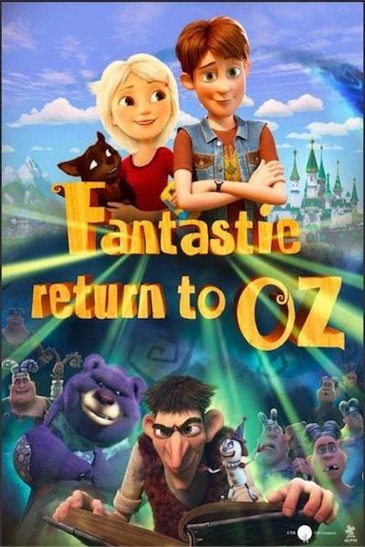 Movie: Fantastic Return to Oz (2019) | Mp4 DOWNLOAD
