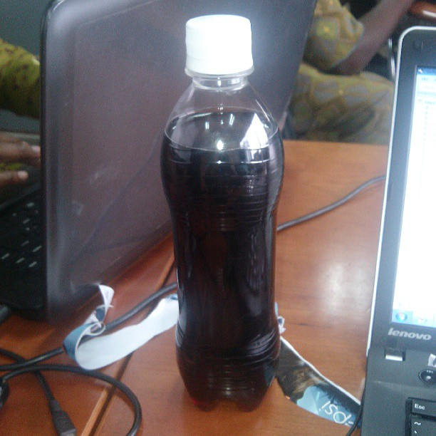 I love Pepsi, but have no love for Wizkid or his picture