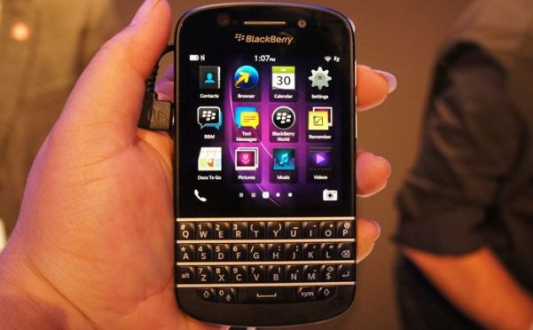 BlackBerry To Focus On Smartphones With Keyboard