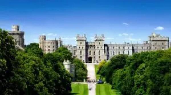 Windsor Castle, Berkshire, England