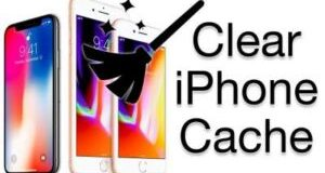 How To Clear Cache on iPhone and iPad