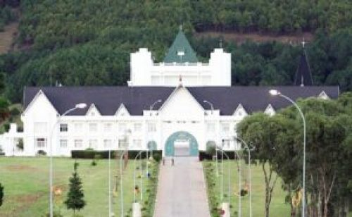 Iavohola Palace one of the most beautiful presidential palaces in Africa