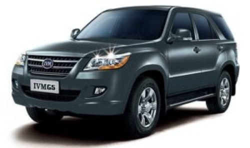 Innoson Motors - made in Africa cars