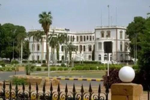 Presidential Palace Sudan