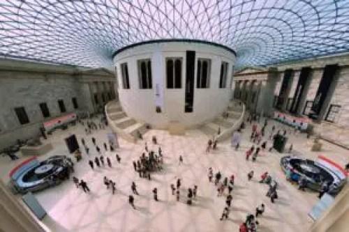 British Museum - London England