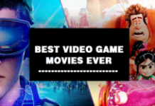 Top 10 Best Video Game Movies Ever