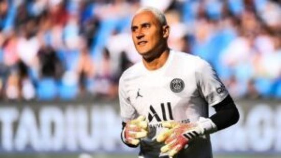 Keylor Navas - one of the best goalkeepers in the world