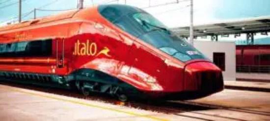 Italo and Frecciarossa