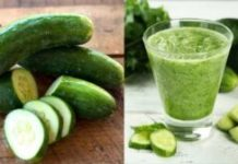 Main Health Benefits Of Cucumber