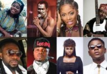 Full List Of Nigerian Musicians: Both Present & Past Artists
