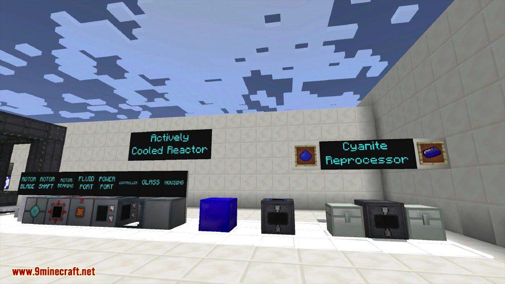 мод на ядрный реактор в майнкрафт 1.7.2 #3