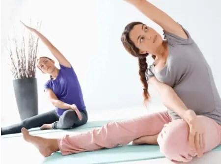 أفضل التمارين الرياضية أثناء الحمل