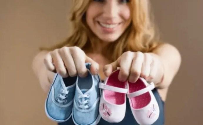 التمييز بين حركة الجنين ذكر أم أنثى