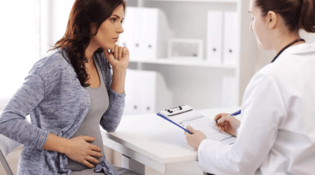 زيارة الطبيب عند حدوث أي مضاعفات