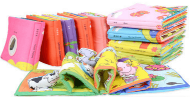 الكتب الكرتونية