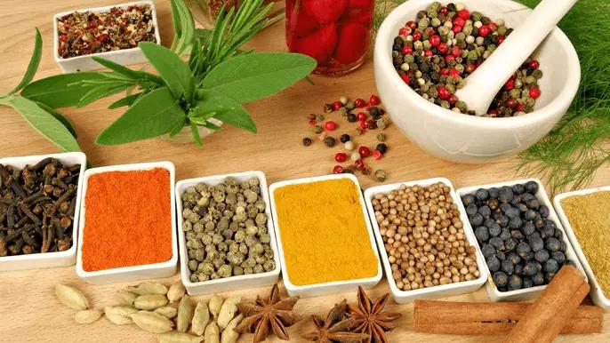 الأعشاب وزيادة فرص الإخصاب