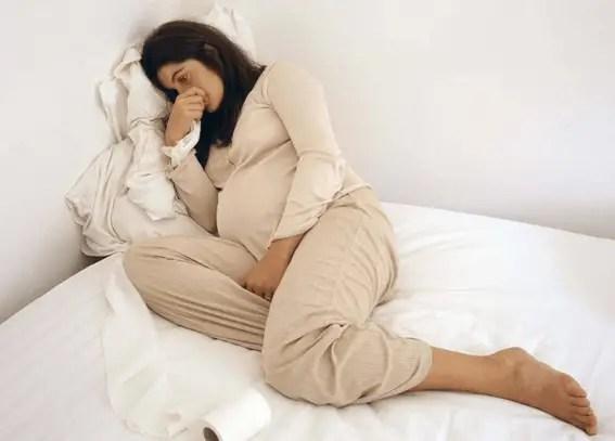 تأثير نفسية الحامل على الجنين