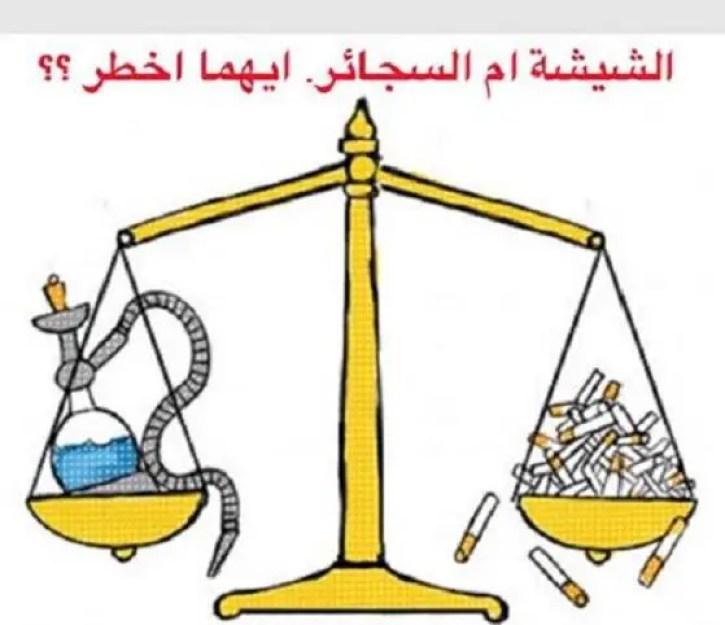 رد فعل اللجنة متماسك ايهما اضر الشيشة ام السجائر Comertinsaat Com