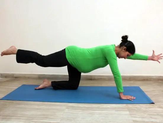 أسباب الشد العضلي في الساق أثناء الحمل وعلاجه تسعة أشهر