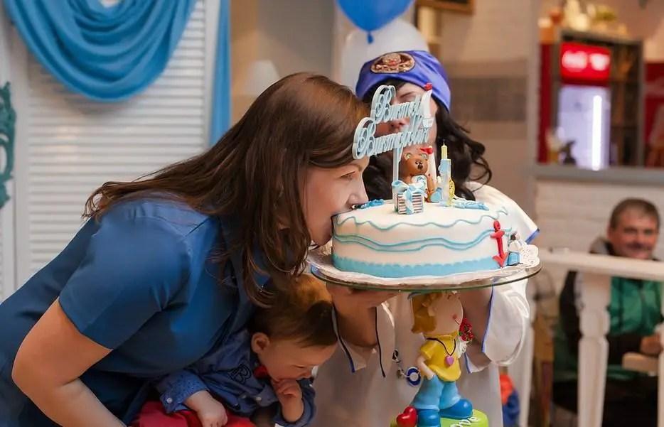 بالصور... تخطيط حفلة أول عيد ميلاد لطفلك