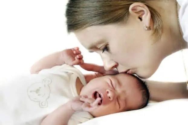 أعراض ضعف المناعة لدى طفلك الرضيع