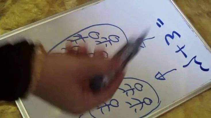 طرق سهلة ومبسطة لتعليم الأطفال مادة الرياضيات