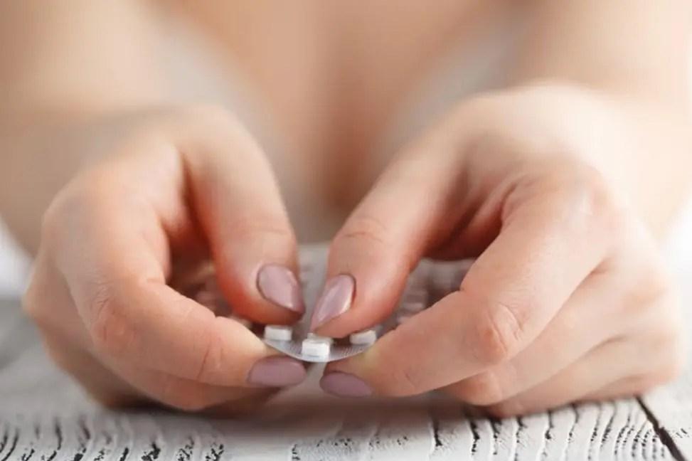 حبوب منع الحمل اورغامتريل