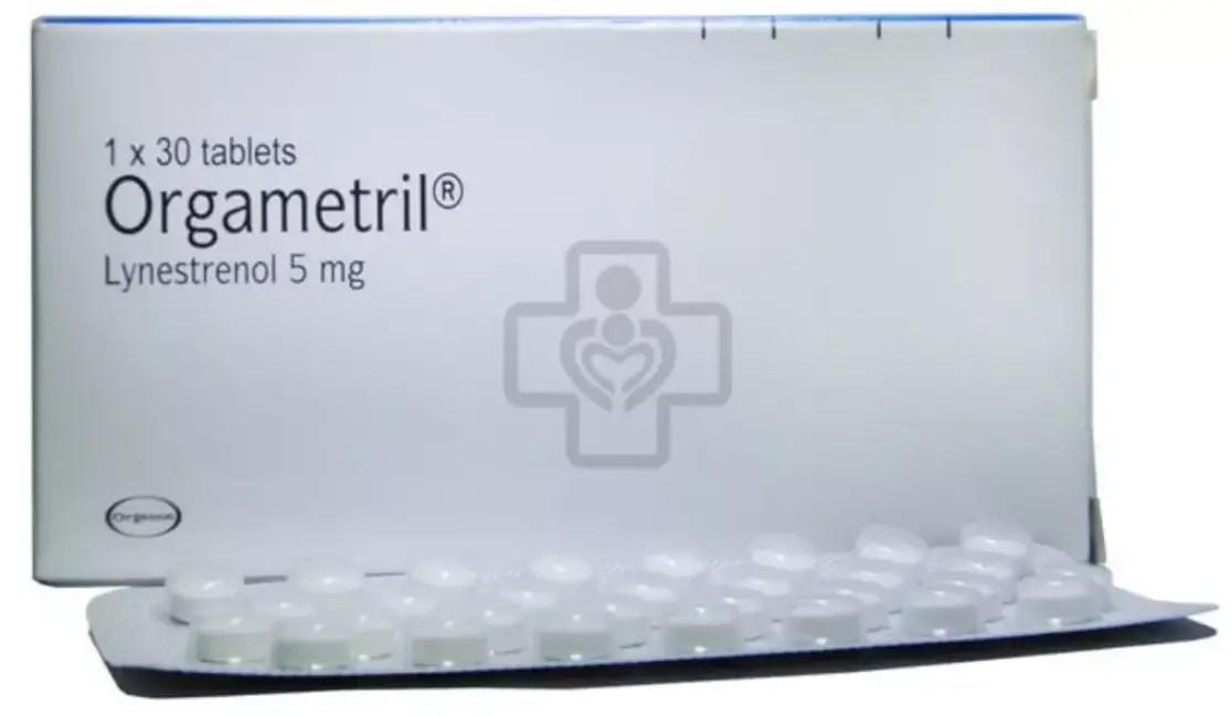 حبوب منع الحمل أورجامتريل