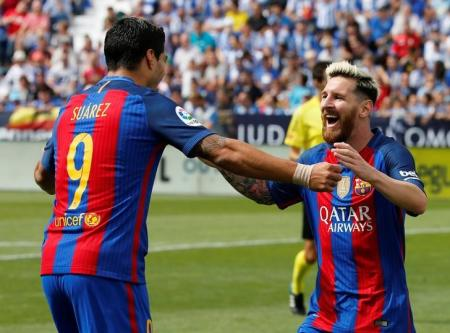 931e551c4f4 Barca win easily at Leganes