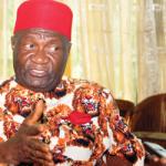 Chief Nnia Nwodo - former President of Ohanaeze Ndigbo
