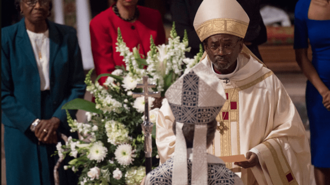 African American Bishop to minister at Prince Harry and Meghan's Royal Wedding