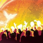 Outpouring of the Holy Spirit of God
