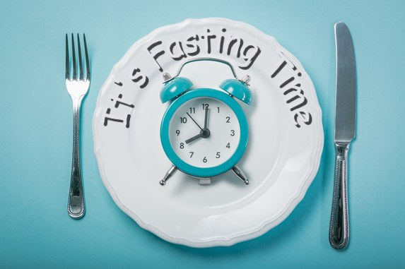It's Fasting Time