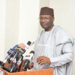 INEC chairman Professor Mahmood Yakubu to announce shifting of the election till February 23