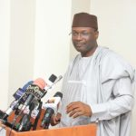 INEC chairman Professor Mahmood Yakubu to announce shifting of the election till February 23