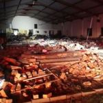 Church collapse in South Africa leaves 13 worshipers dead, scores injured