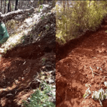 Kenyan Man builds road single-handedly to save villagers from long walk