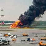 Russian Passenger Plane Crash-lands After Catching Fire, 41 Passengers Killed