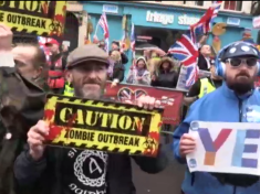 Angered by Brexit, thousands march for Scottish independence in Edinburgh