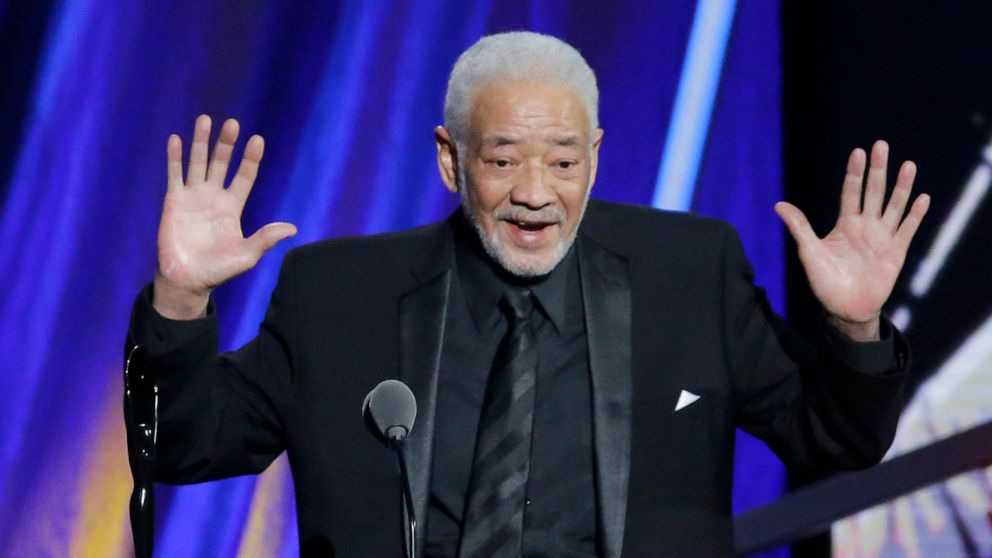 Bill Withers - lean on me singer - dead at 81