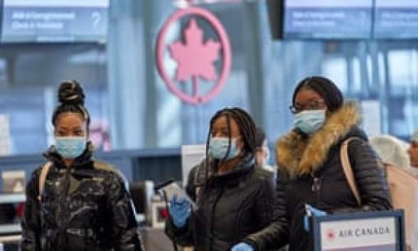 Corona virus in Canada