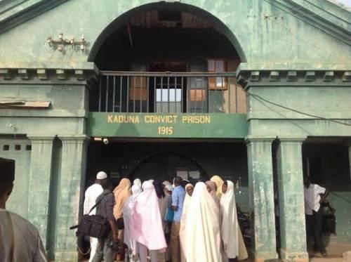 Kaduna state prison facility