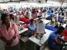 Manufacturing industry in Africa