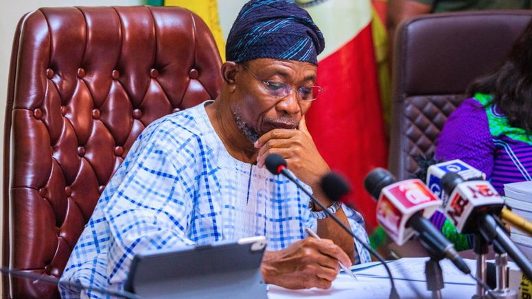 The Minister of Interior, Rauf Aregbesola