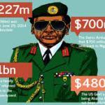 Abacha Loots - Billions of US Dollars