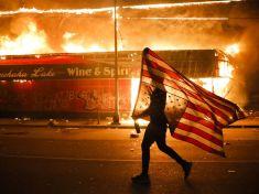 America is burning