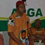 Anambra State APGA Chairman Sir Norbert Obi,